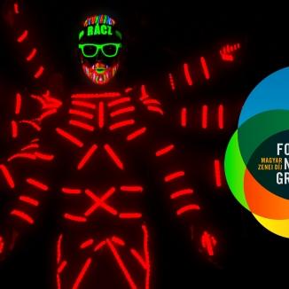 ÚJ VIDEÓ: Rácz Gergő + Newik + Dirty LED Light Crew = így kezdődött a 2018-as Fonogram-díjátadó!