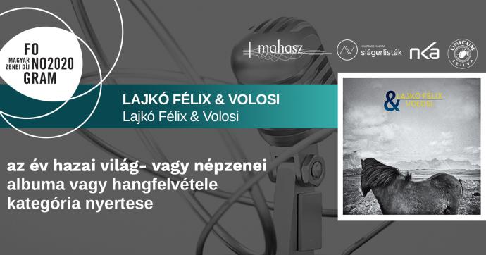 Április 13-ig ingyen hallgatható Lajkó Félix Fonogram-díjas lemeze