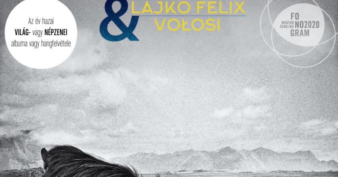 Lajkó Félix & Volosi a világ- és népzenei kategória Fonogram-díjasa!