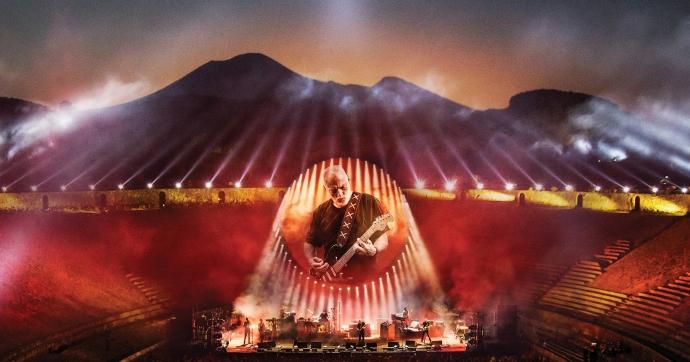 """2018-ban az év külföldi klasszikus pop-rock albuma David Gilmour """"Live At Pompeii"""" című lemeze lett"""