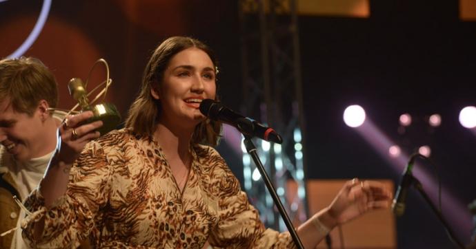 VIDEÓ: a Margaret Island nyerte az év hazai modern pop-rock albuma vagy hangfelvétele kategória díját