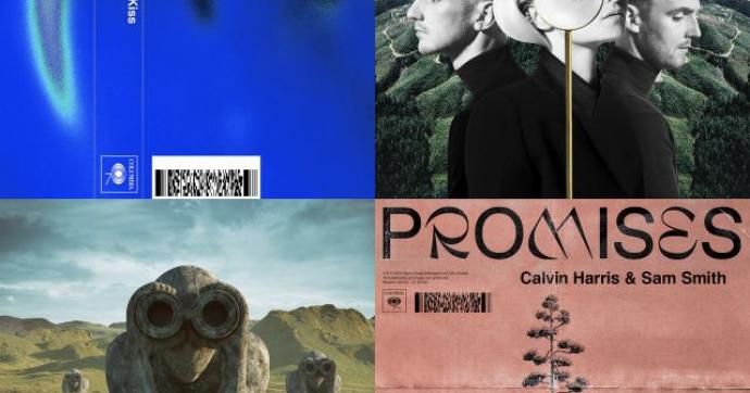 Most egy playlistben meghallgathatod az év külföldi elektronikus zenei albuma vagy hangfelvétele kategória jelöltjeit!