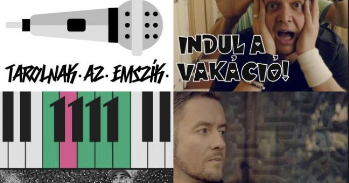 Íme az év hazai rap vagy hip-hop albuma vagy hangfelvétele kategória jelöltjei egy Spotify-playlistben!