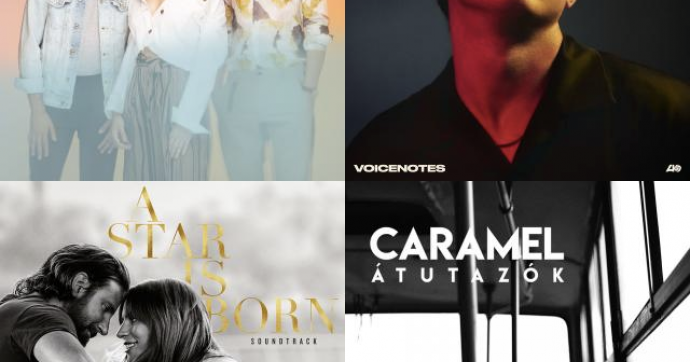 Már egy Spotify-playlistben is elérhető a Fonogram - Magyar Zenei Díj összes nyertes felvétele!