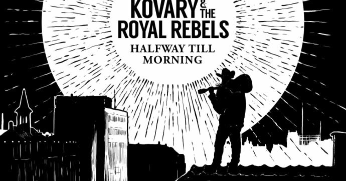 """2018-ban Peter Kovary & The Royal Rebels """"Halfway Till Morning"""" című lemeze nyerte meg az év hazai klasszikus pop-rock albuma vagy hangfelvétele kategóriát"""