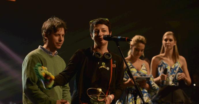 """A Rutkai Bori Banda """"Űrdöngölők"""" című lemeze nyerte az év hazai gyermek albuma kategória díját!"""
