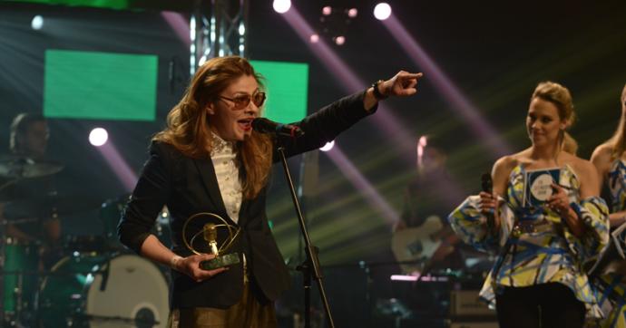 Az év hazai kortárs szórakoztatózenei albuma vagy hangfelvétele kategória nyertese a Ruby Harlem!