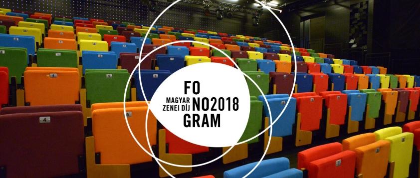 Fonogram - Magyar Zenei Díj 2018