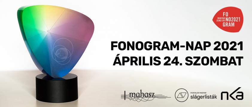 Ezzel a vadonatúj díjjal ünnepelhetnek az idei nyertesek a szombati Fonogram-napon